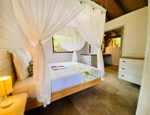 Chambre 1 du gîte le Baliste
